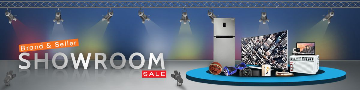 Brands and Sellers Showroom Sale