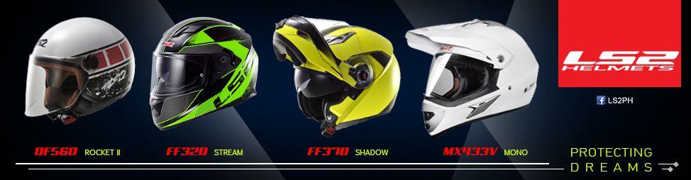 LS2 Motorcycle Helmets in Philippines