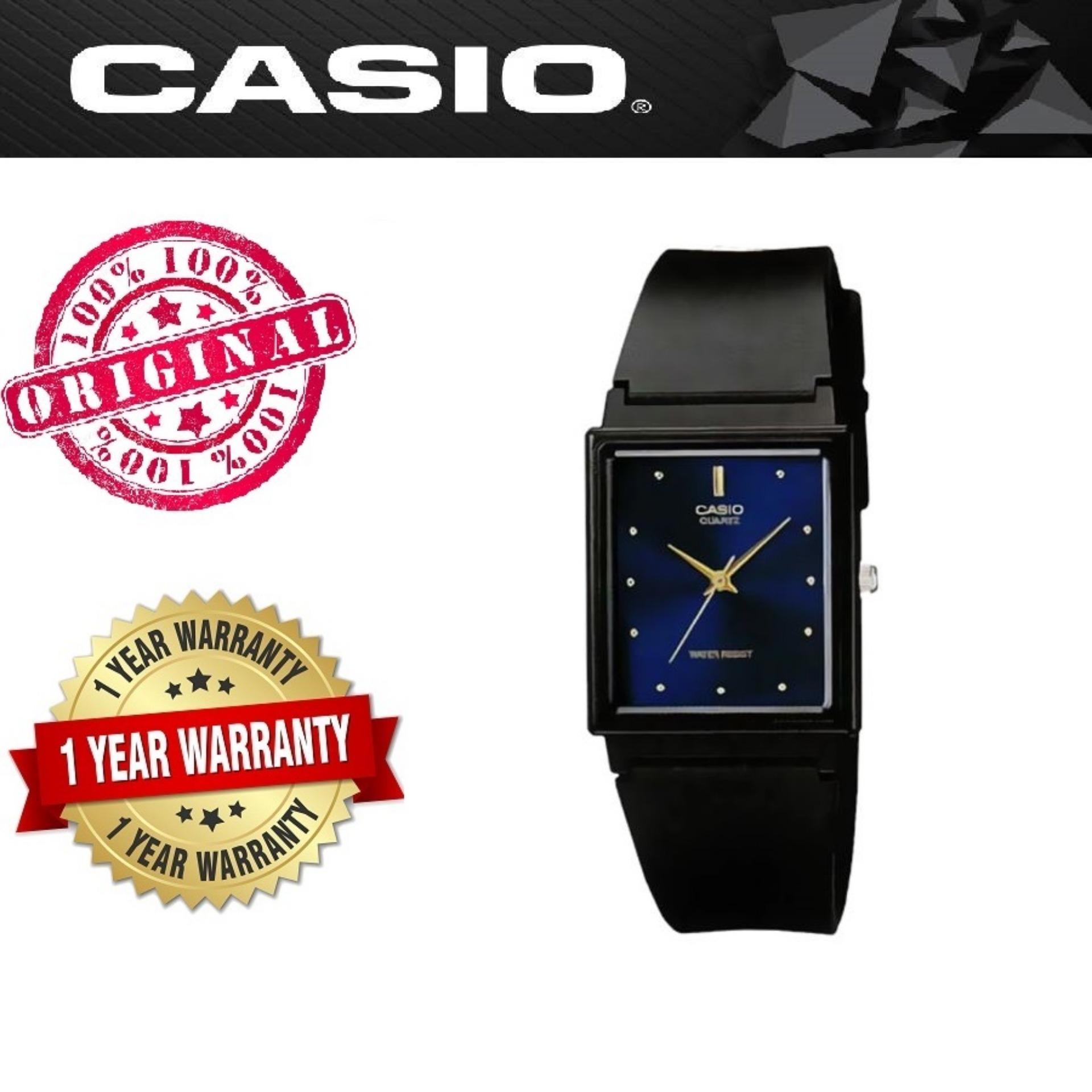 Casio Mq 38 7adf Mens Quartzwatch Black Silver Without Box Intl Standard Mw 240 3b Jam Tangan Pria Green Strap Rubber 2adf Watch
