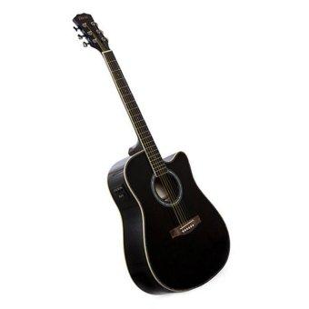 Davis Acoustic Guitar Da 4103 Eq T Black Nawwa Shopping Philippines