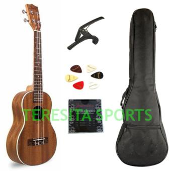 Davis Concert Mahogany Ukulele Package (Natural)
