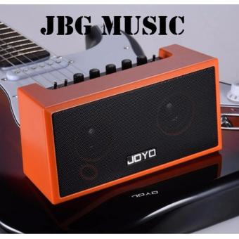 JOYO TOP-GT Mini Bluetooth 4.0 Guitar Amp-lifier Amp Speaker 2 * 4Wwith Built-in Rechargeable for iPhone iPad iOS Devices Guitar APPSmartphone MP3