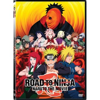 Naruto The Movie: Road to Ninja (2013) DVD