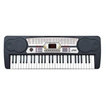 Serenata S101 Digital Keyboard (Black)
