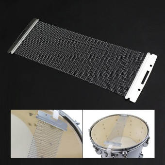 Steel Snare Wire 40 Strand Drum Spring for 14 Inch Snare Drum Cajon Box Drum ^ - intl