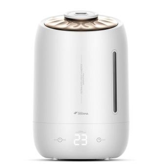 Deerma Ultrasonic Air Humidifier 5L Large Capacity Mist Aroma diffuser Essential Oil Available- intl