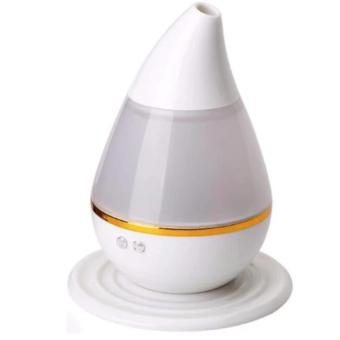 EUADMH01 Electric Ultrasound Atomization Diffuser Cool MistHumidifier (White)