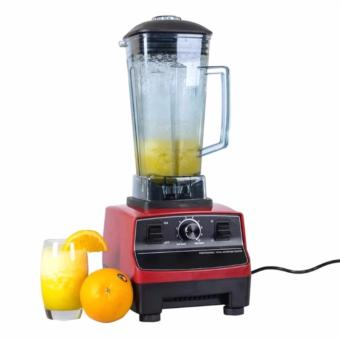 G@Best Commercial 3HP Blender Mixer 2L with Ice Crusher 2200W(Black)