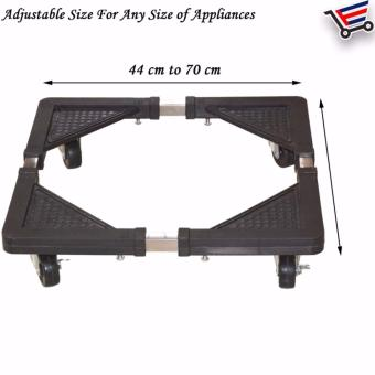 Movable Base For Washing Machine and Refrigerator (44 to 70cm)