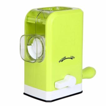 Multifunctional Manual Meat Grinder (Green)