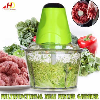 RF556 1.2L Multi-functional Electric Meat Grinder Mincer (Green)