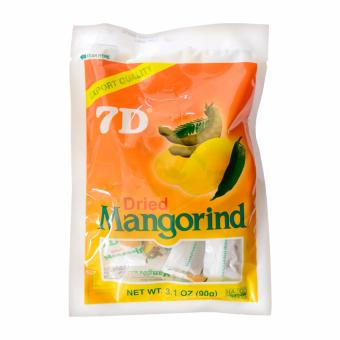7D Dried Mangorind 90g