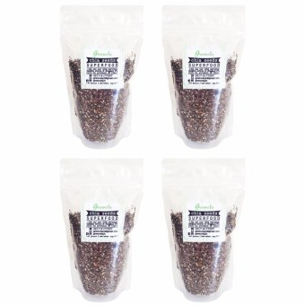 Greenola Chia Seeds Set of 4
