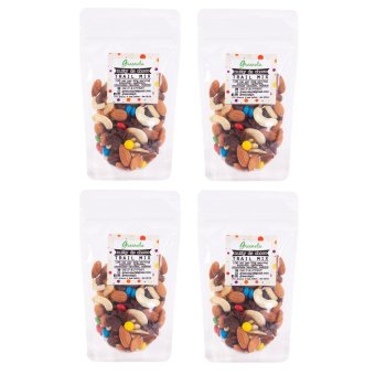 Greenola Nutty de Choco Trail Mix Set of 4