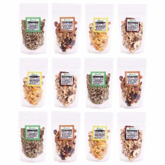 Greenola Wholesome Trail Mix Set of 12