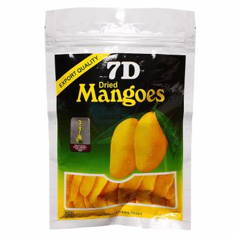 Philippine 7D Dried Mangoes 100g