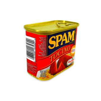 Spam Luncheon meat tocino 340g 165600 1'S