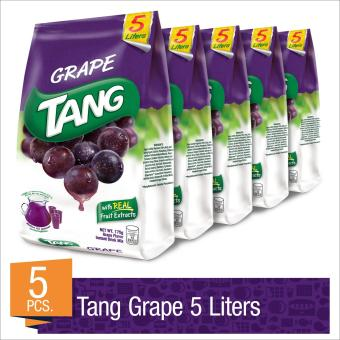 TANG GRAPE JUICE 175G