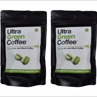 Ultra Green Coffee 2 Pouches
