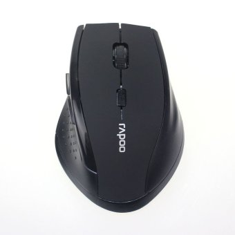 2.4GHz Wireless Optical Gaming Mouse Mice For Computer PC Laptop(Black)