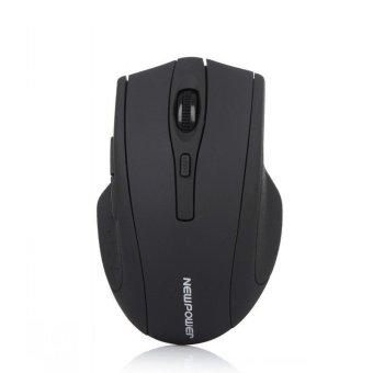 2.4GHz Wireless Optical Gaming Mouse Mice For Computer PC LaptopNew Black