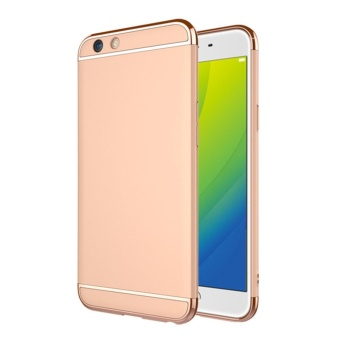 3 in 1 PC Protective Back Cover Case For OPPO F3 - intl