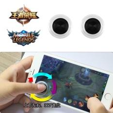 PHP 935 5pcs Tri Dynasties Mobile Joystick for Smartphone Gaming Fling Mini ...