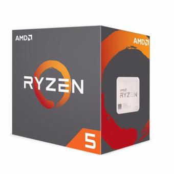 AMD Ryzen 5 1600X 6-Core 3.6 GHz (4.0 GHz Turbo) Processor (YD160XBCAEWOF)