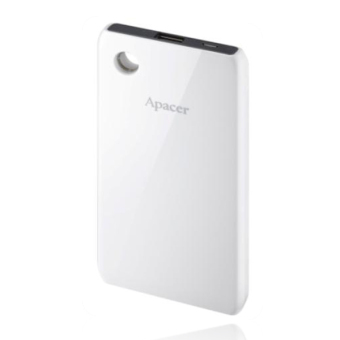 Apacer B515 10000mAh Power Bank (White)