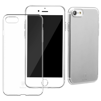Baseus Simple Series TPU Case Cover for iPhone 7(Transparent)