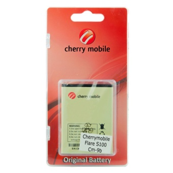Battery for Cherry Mobile Flare S100 CM-9b CM9b