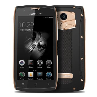 Blackview BV7000 Pro Fingerprint Smartphone 4GB RAM 64GB ROM Gold - intl