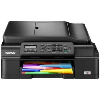 Brother MFC-J200W Expert Multifunction Printer (Black)