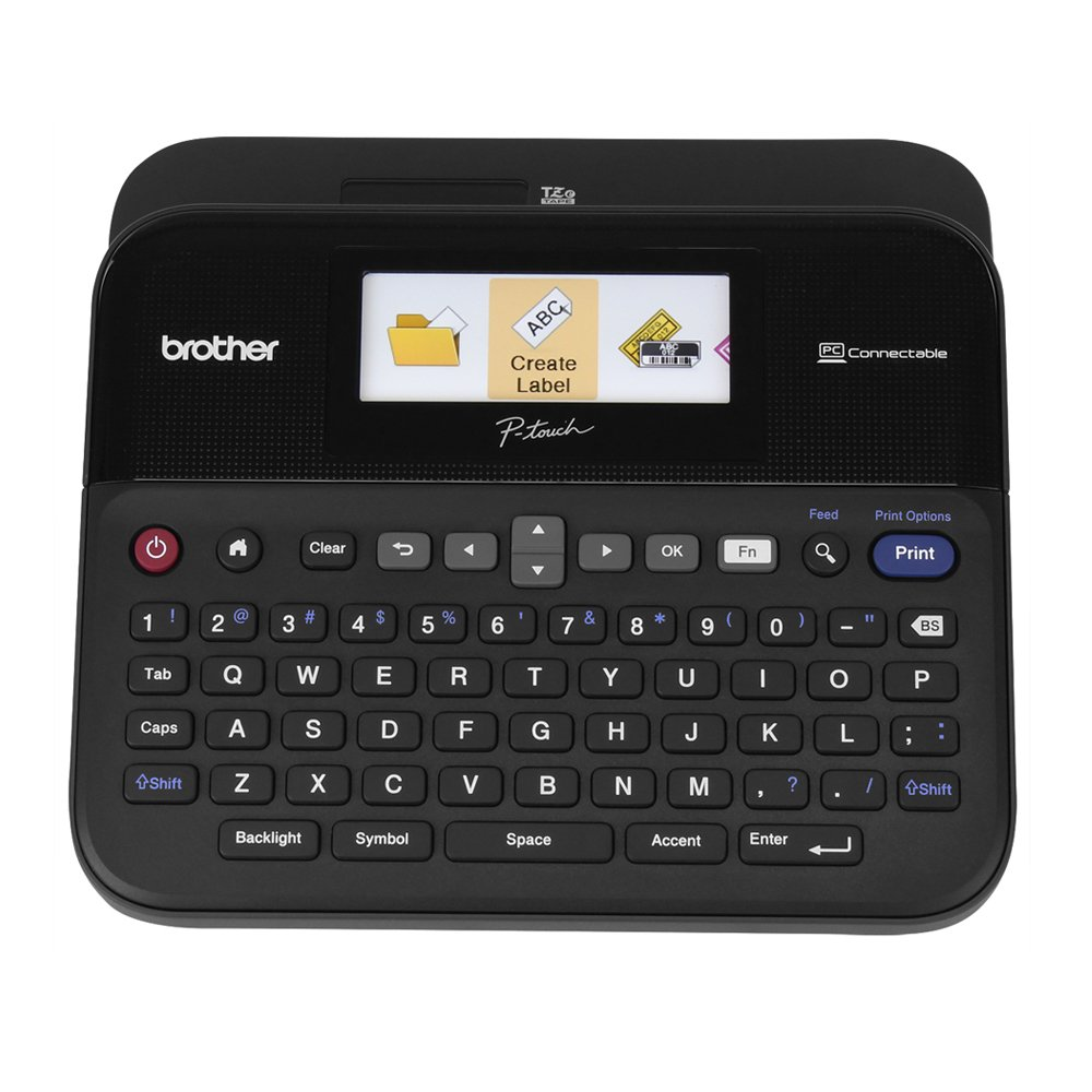 Car sticker maker cebu - Brother Pt D600 Pc Connectable Label Maker With Color Display