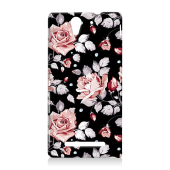 BUILDPHONE TPU Soft Case for Sony Xperia C3 (Multicolor) - intl