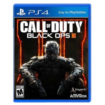 CALL OF DUTY BLACK OPS 3 PS4 GAME R3,R1 MINT CONDITION