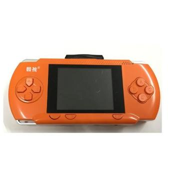 Children's Books color handheld game consoles Cool child RS-2Alarge-screen 3.2 inch FREE Built-in 280 games CRAD Rechargeablegame (ORANGE)