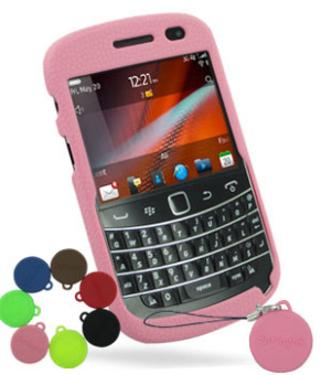 Cool BlackBerry all-inclusive drop-resistant phone case silicone case