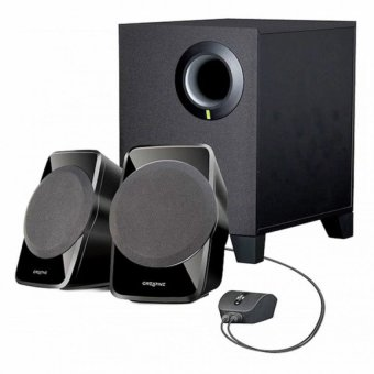Creative SBS-A120 Multimedia Speakers (Black)