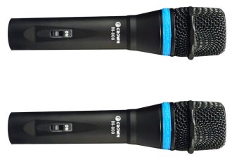 Crown M-808 Microphone (Black) Set of 2
