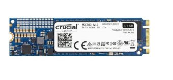 Crucial 275GB MX300 M.2 2280 - CT275MX300SSD4