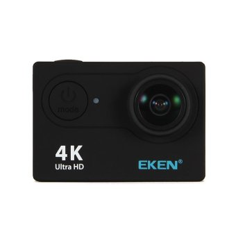 EKEN H9 Ultra HD 4K 25fps Wifi Action Camera 2-inch LCD Sports CamCamcorder - intl