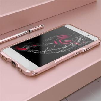 For Huawei mate 9 Original Aluminum Metal Frame Case Hard ScrewArmor Phone Case Cover - intl