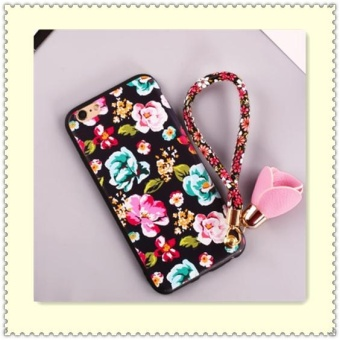 For VIVO V5(V5s)Soft Phone Casing Flower Case Fashion Phone Cover - intl