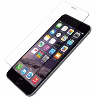Full Body Cover Tempered Glass for iPhone 6+ (Clear)