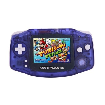 GBA Handheld Game Console Game Boy Advance For Nintendo Gaming Player New - intl