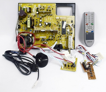 Germania G-1421 Digital Colour TV Main Board