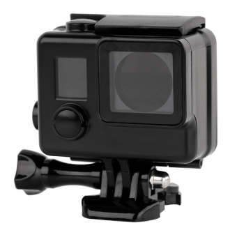 Gopro Generics Blackout Waterproof Protective Housing Case forGoPro Hero 4 /3+