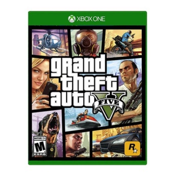 GTA V XBOX ONE GAME MINT CONDITION