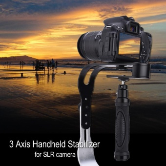 Handheld Gimbal Stabilizer for Camera GoPro Phone DV - intl
